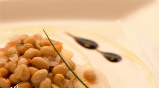 Salada de Grãos de Soja