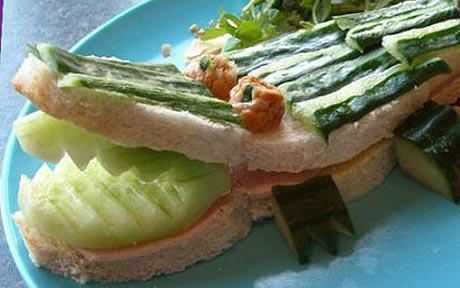 Os incríveis sanduíches de Mark Northeast.