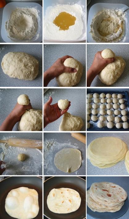 tortillasHarina