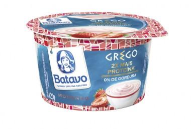 Iogurte Greco Batavo faz propagada enganosa!!!