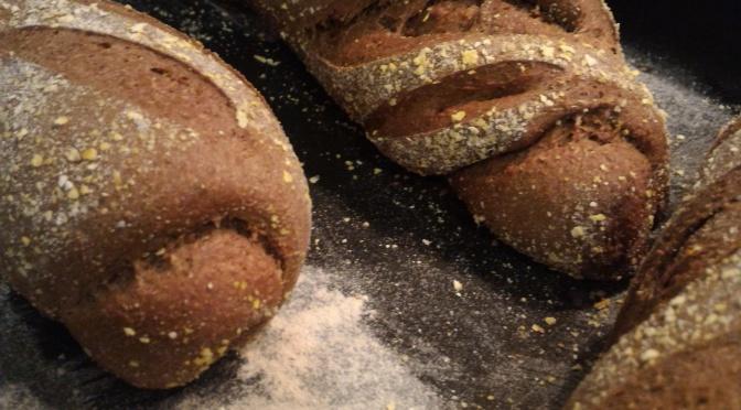 Pão Australiano caseiro