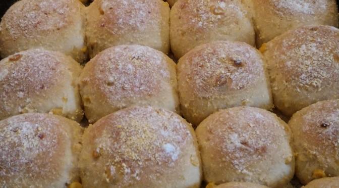 Pão de Milho tradicional